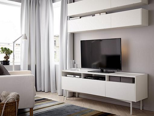 Los mejores muebles tv Ikea para tu salón  mueblesueco