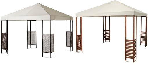 Sombrillas y toldos ikea para protegerte del sol este verano mueblesueco - Ikea jardin toldos roubaix ...