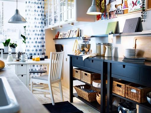 las mejores consolas ikea muebles pr cticos y decorativos mueblesueco. Black Bedroom Furniture Sets. Home Design Ideas