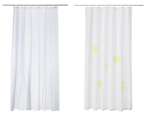 cortinas de ducha Ikea