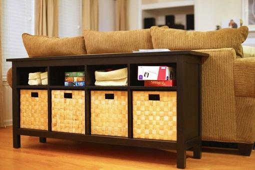 Las mejores consolas ikea muebles pr cticos y decorativos for Mueble rustico ikea