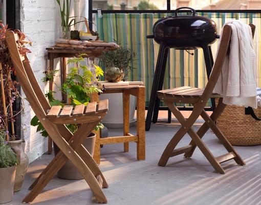 Muebles de terraza Ikea