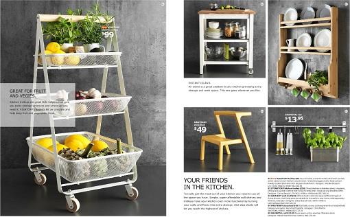Accesorios ikea cocina 2016 mueblesueco for Ikea cocinas accesorios