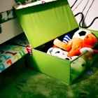 Almacenaje Ikea niños