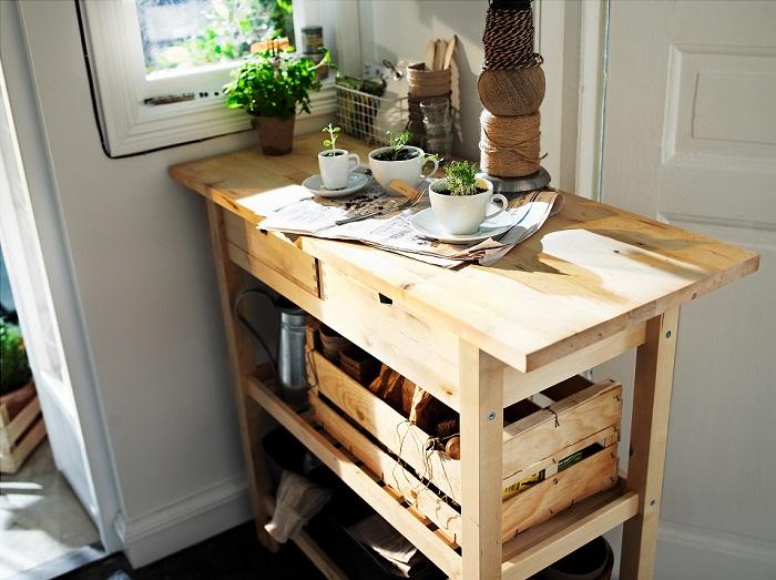 Carritos y camareras IKEA: espacio de almacenaje extra para ...
