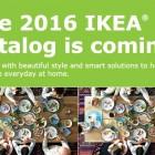 Ikea catálogo 2016