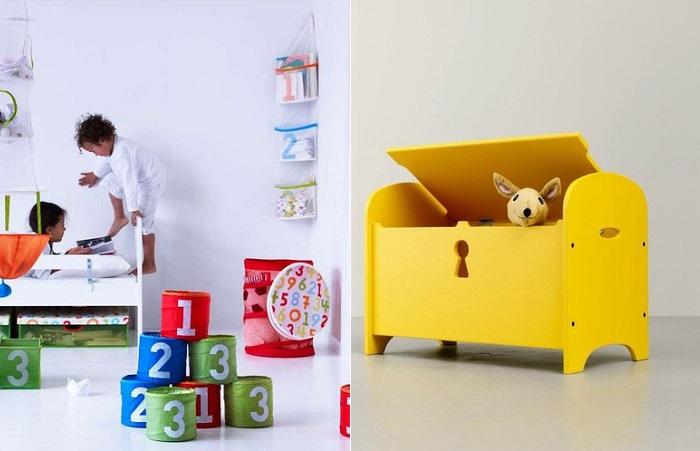 Design ikea ni os baul las mejores ideas e - Ikea ninos almacenaje ...