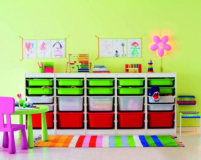 Ikea almacenaje niños: cajas y accesorios para mantener el ...