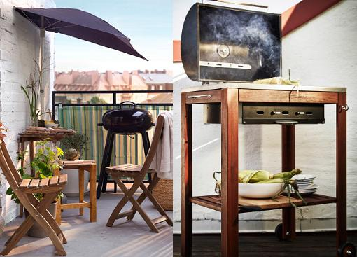 muebles exterior ikea barbacoa
