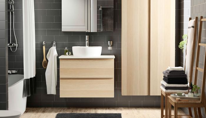 muebles lavabo ikea godmorgon