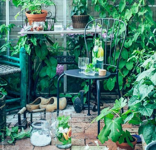 plantas ikea para la terraza