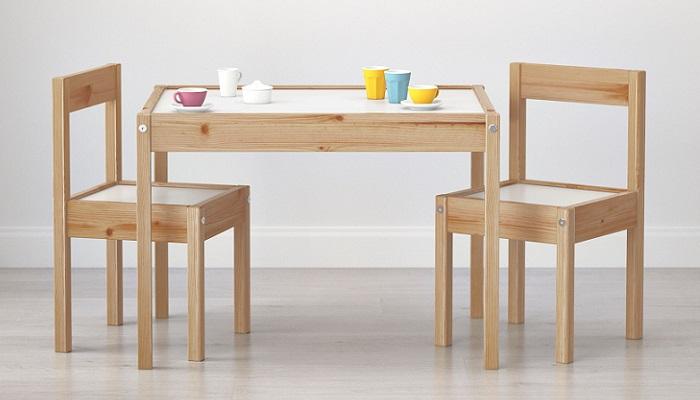 Ikea Mesa Y Sillas Ninos - Arquitectura Del Hogar - Serart.net