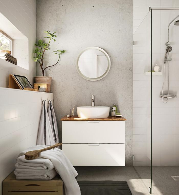 Muebles De Baño Pequenos: de decoración del catálogo Ikea 2016 para los cuartos de baño