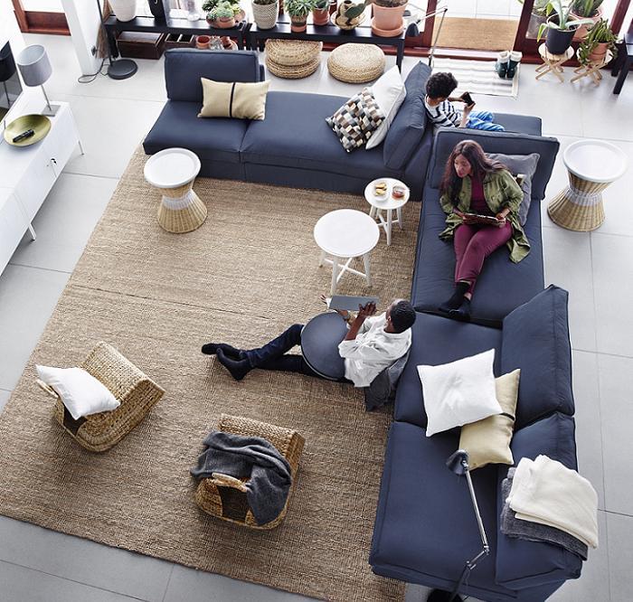 catalogo ikea 2016 salones-sofas-modernos