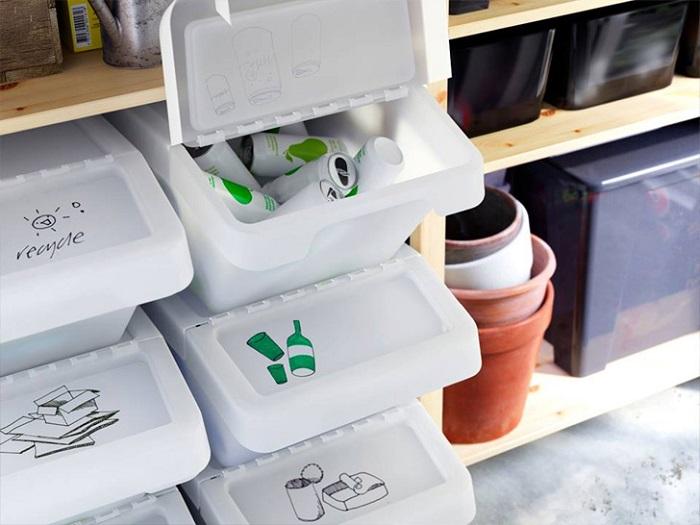Cubos de reciclaje ikea mueblesueco - Cubos reciclaje ikea ...