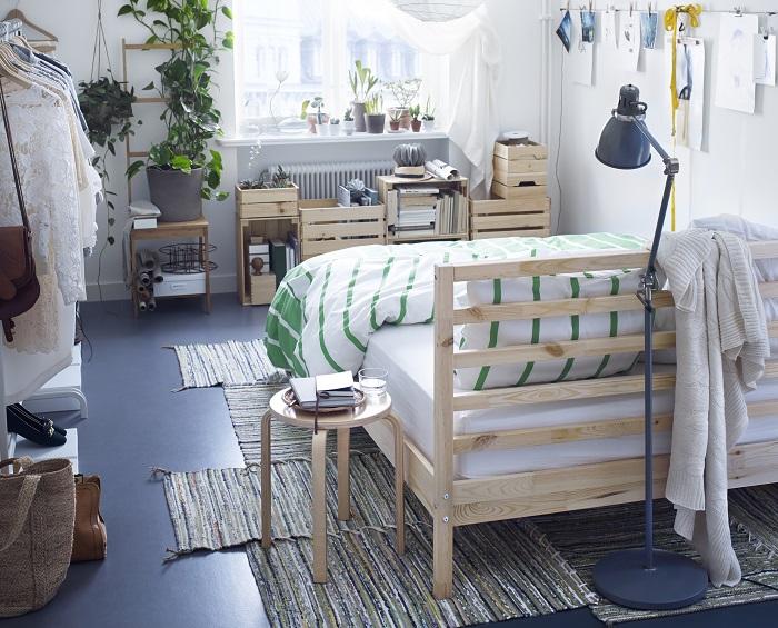 Dormitorios ikea 2016 las mejores propuestas del pr ximo - Dormitorios rusticos ikea ...