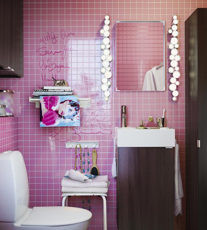 Nuevos baños Ikea 2016 del catálogo: modernos, pequeños, rústicos ...