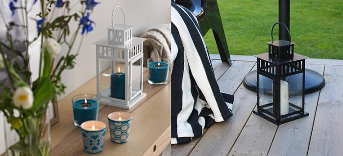 Farolillos ikea para decorar cualquier rinc n de tu jard n y casa mueblesueco - Farolillos para velas ...