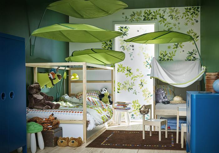 Catálogo dormitorios infantiles Ikea 2016: ideas para las ...