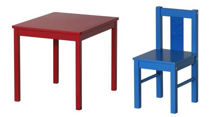 kritter mesa para niños