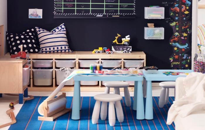 Mesas infantiles ikea mueblesueco for Mesas estudio ninos