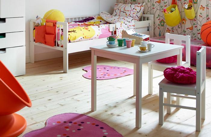 mesas para niños ikea