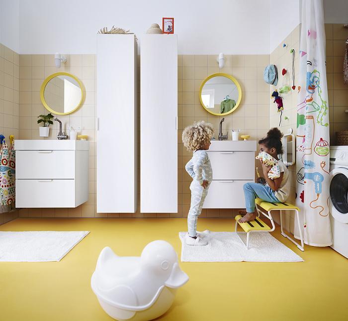 Baños Nuevos Modernos:nuevos baños ikea 2016