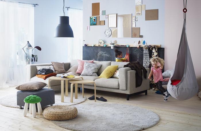 Modernos ikea images for Ikea salones modernos