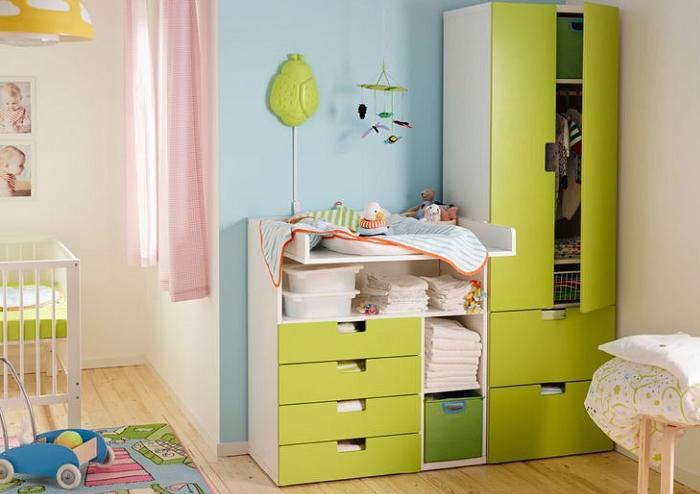 Design ikea ni os cambiador las mejores ideas e - Ikea comodas bebe ...