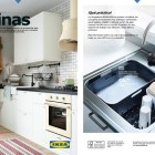 catálogo ikea cocinas 2016