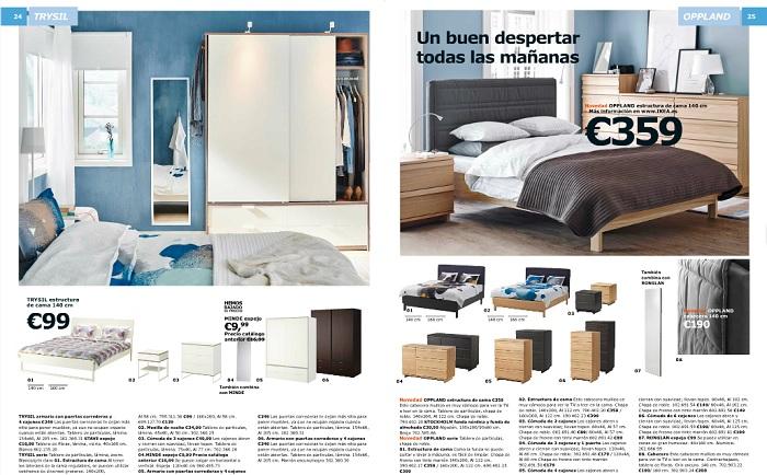 Decorar cuartos con manualidades dormitorios ikea 2016 - Dormitorio malm ikea ...