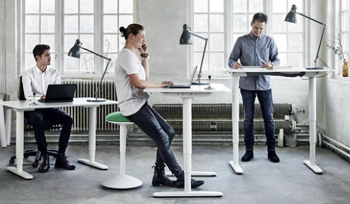 Escritorios ikea juveniles ergonomicos skarsta mueblesueco Ikea escritorios juveniles