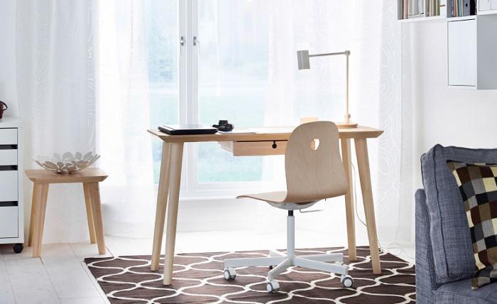 Mesas escritorios juveniles cajonera escritorio juvenil cajonera de escritorio color blanca con - Ikea mesas de escritorio ...