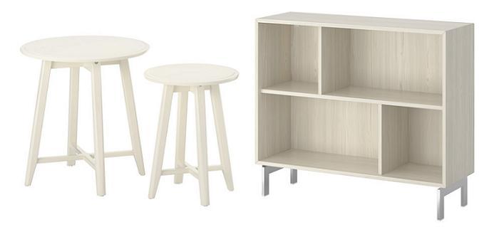 Muebles auxiliares de cocina ikea for Bauhaus mueble zapatero