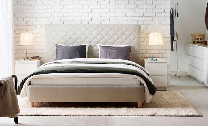 cabeceros de cama de matrimonio modernos cabecero cama