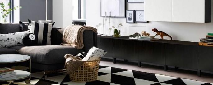ikea alfombras salon