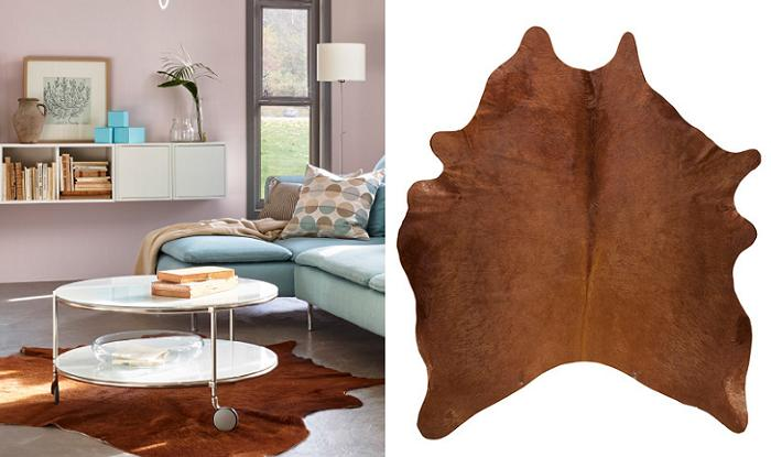 Ikea alfombras salon piel animal mueblesueco - Ikea catalogo alfombras ...