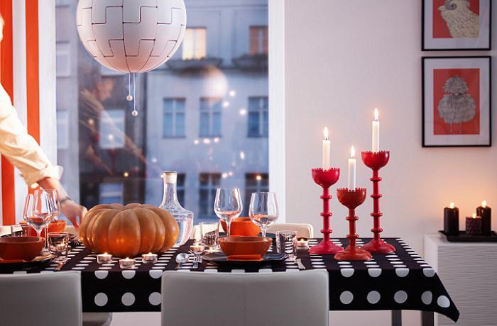 ikea halloween ideas para decorar tu casa