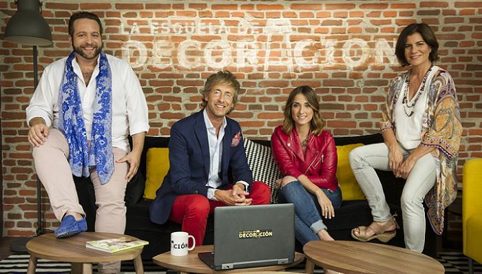 LaSexta estrena la escuela de decoración con Ikea y Lorenzo Meazza