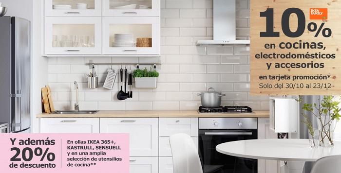 Ofertas ikea noviembre 2015 toca cambiar la cocina for Oferta muebles cocina