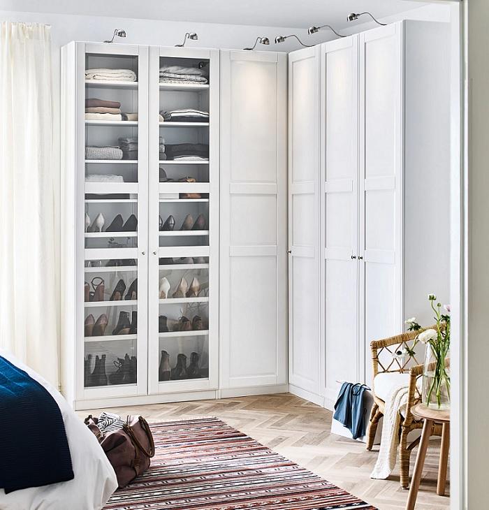 vestidor armario esquinero ikea pax