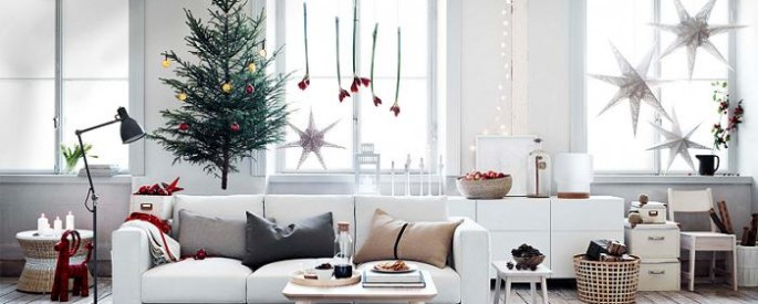 Decoracion ikea 2017 for Decoracion navidena ikea