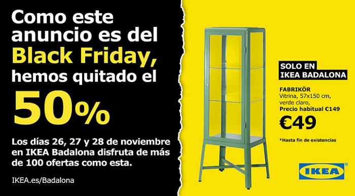 las ofertas black friday ikea 2015 espa a empiezan el 26 de noviembre mueblesueco. Black Bedroom Furniture Sets. Home Design Ideas