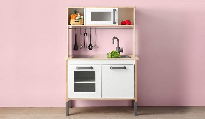 DUKTIG, la cocinita Ikea Niños es uno de los juguetes más deseados