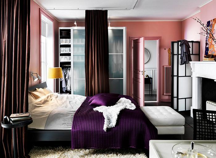 dormitorios juveniles modernos cama dosel