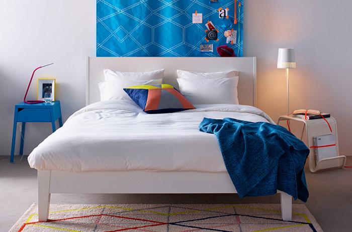dormitorios juveniles modernos mesillas