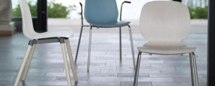 nuevas sillas comedor ikea leifarne de estilo nordico