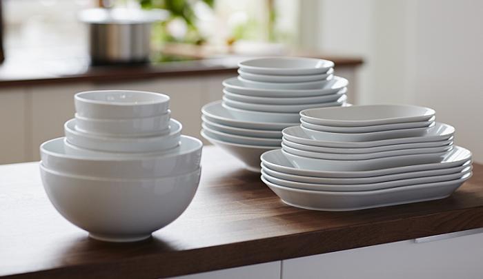 Los mejores platos ikea de cocina crea tu vajilla a for Vajilla de platos