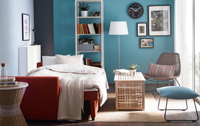 Sofas cama ikea salon mueblesueco - Sofa dormitorio ...