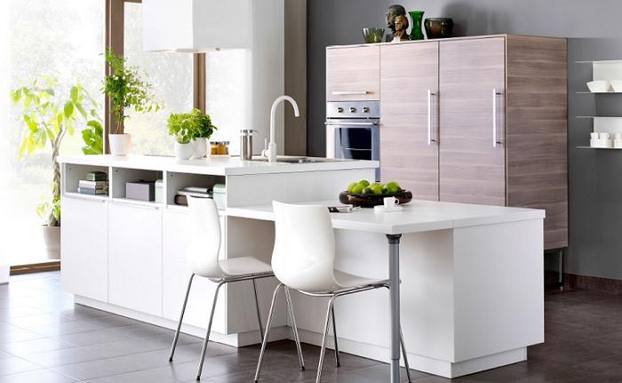 Ikea dise a cocinas a domicilio y en tiendas con proyectos for Configurador de cocinas ikea
